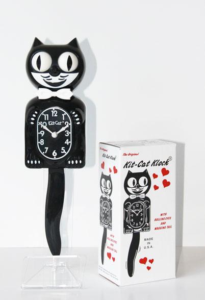 Kit-Cat Classic Black