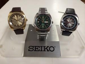 Retro Seiko Automatics