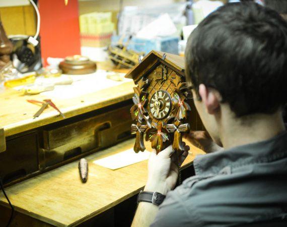 Colorado Springs Clock Repair