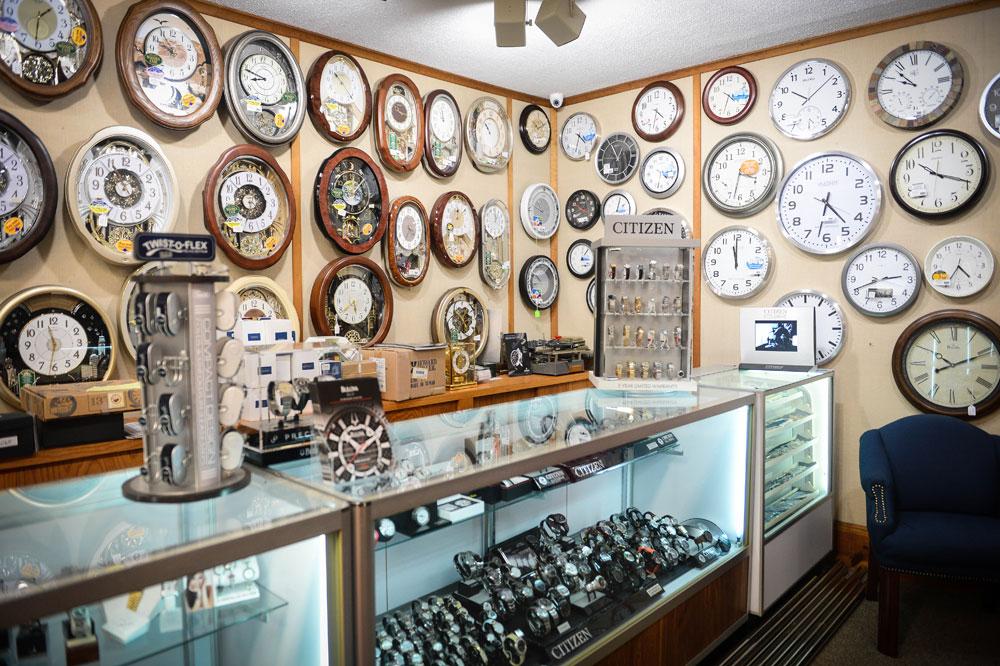 Colorado Springs Wall Clocks