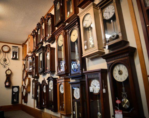 Tick Tock Shop Wall Clocks