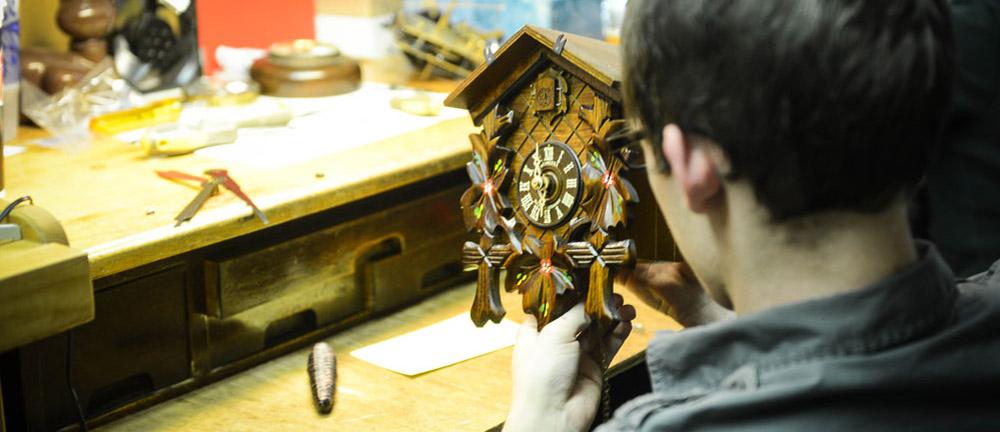 Tick Tock Shop Clock repair