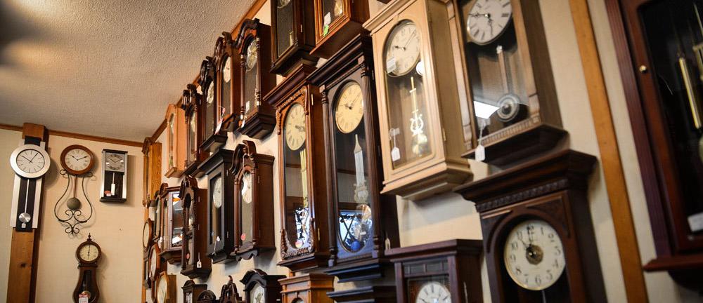 Tick Tock Shop Clocks