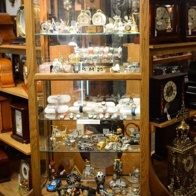 Colorado clock store, sales and service