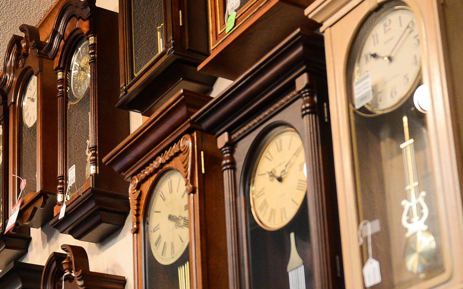 Largest Collection of clocks in Colorado